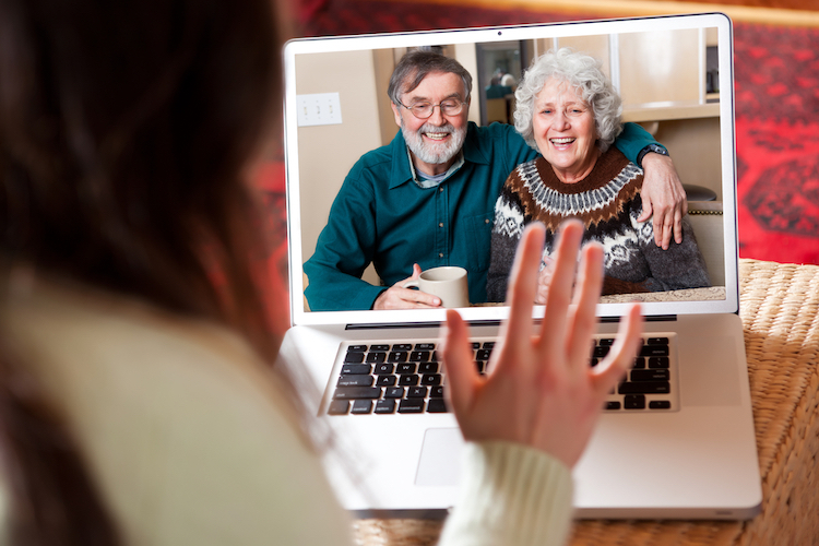 Supporting Your Aging Loved Ones From A Distance