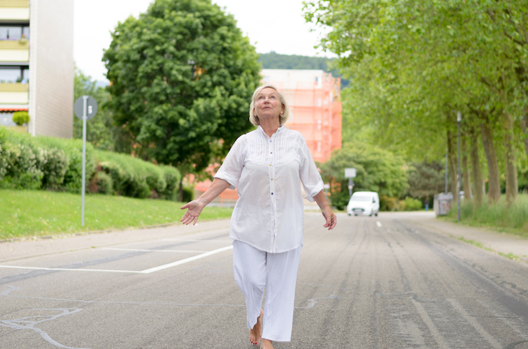 Preventing Wandering for Seniors Living with Dementia
