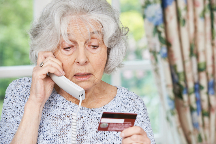 Growing Options helps seniors and their families avoid scams and fraud in Fairfield County, Connecticut area.